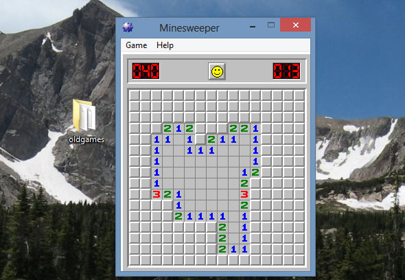 win8classicgames-minesweeper
