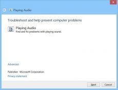 wind8apps audio devices 230x176 حل مشکل عدم پخش صدا از هدفون در ویندوزهای ۷، ۸٫۱ و ۱۰ اخبار IT