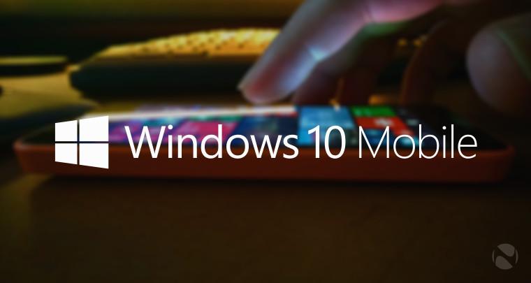 ویندوز ۱۰ برای موبایل تنها از دستگاه های ۸ گیگابایتی و بیش تر پشتیبانی می کند