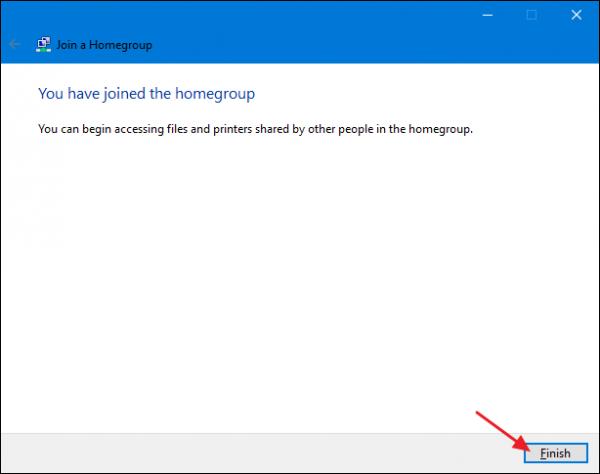 استفاده از HomeGroup در ویندوز