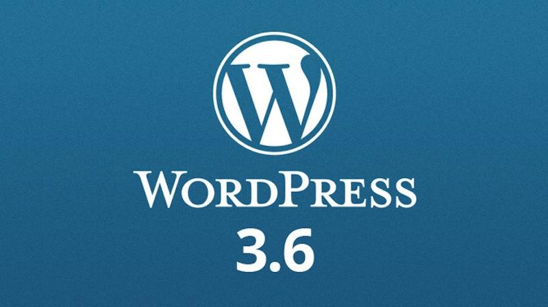 وردپرس 3.6 منتشر شد ( نگاهی به تغییرات )