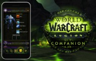 اپ جدید World of Warcraft Legion Companion