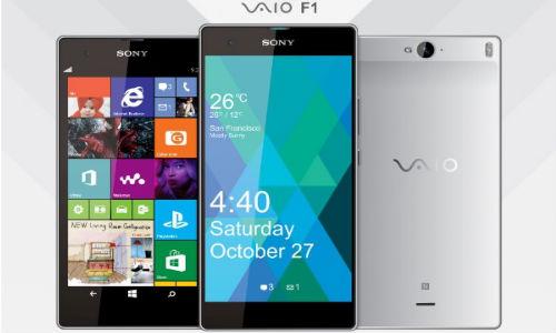 اولین تلفن هوشمند VAIO ممکن است در روز ۱۲ مارس معرفی گردد