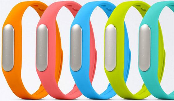 دستبند Xiaomi Mi از Google Fit نیز پشتیبانی می کند