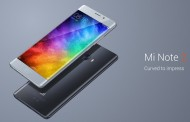 کمپانی شیائومی از گوشی هوشمند Mi Note 2 رونمایی کرد.