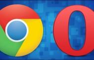 چگونه افزونه های مرورگر گوگل کروم را در اپرا نصب کنیم و بالعکس