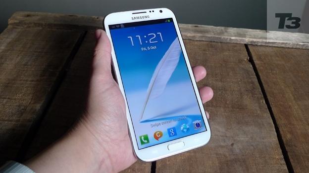 گوشی Galaxy Note 2 جان یک افسر پلیس را نجات داد