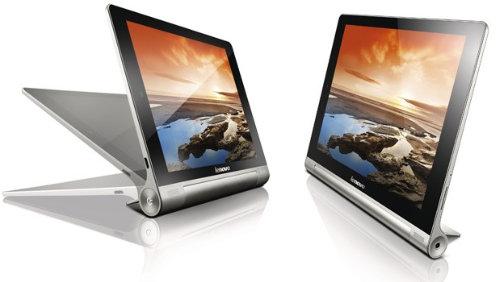 عکس و مشخصات تبلت های B8000 و B6000 برند لنوو