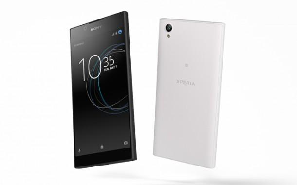 گوشی میانرده اکسپریا L1 سونی با صفحهنمایش ۵٫۵ اینچی و دو گیگابایت رم معرفی شد