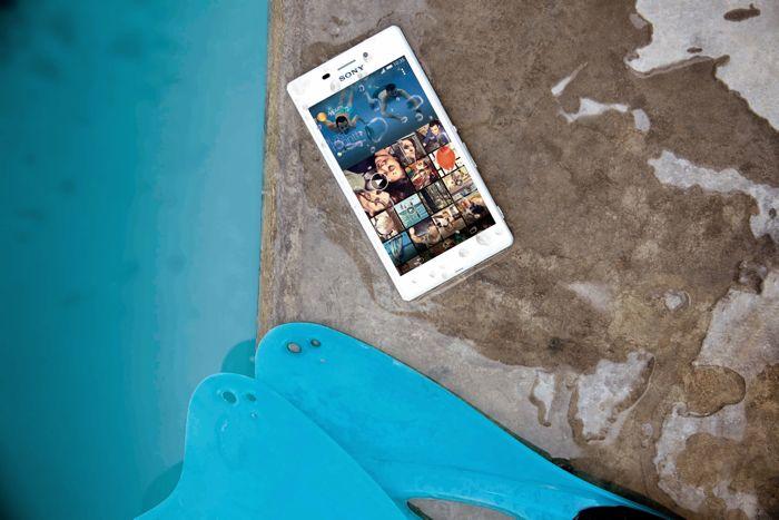 اسمارت فون اکسپریا M2 Aqua معرفی شد