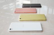 تصاویر جدید، صفحهنمایش بدون حاشیه مدل جدید گوشی اکسپریا XA سونی را نشان میدهد