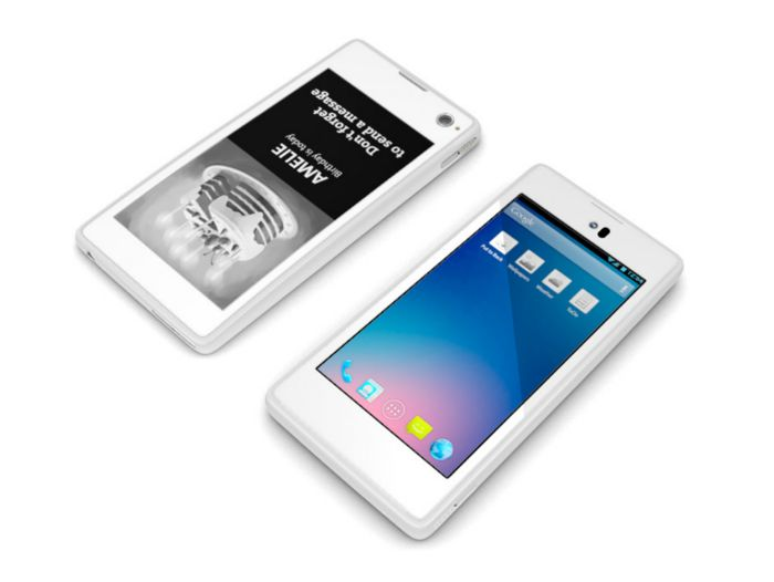 گوشی هوشمند YotaPhone با دو صفحه نمایش در اروپا عرضه شد