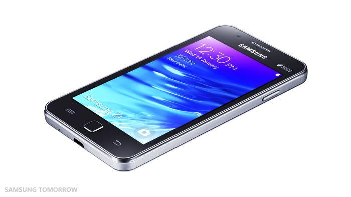 گوشی هوشمند Z1 سامسونگ با قیمت 90 دلار در بنگلادش عرضه می شود