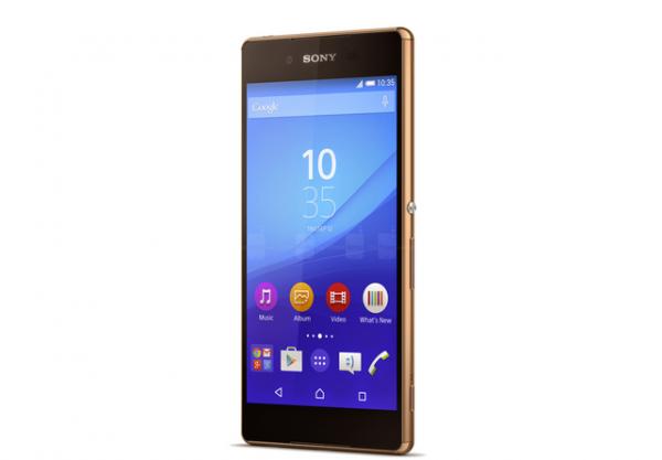 z3  600x417 گوشی های هوشمند با صفحه نمایش فول اچ دی