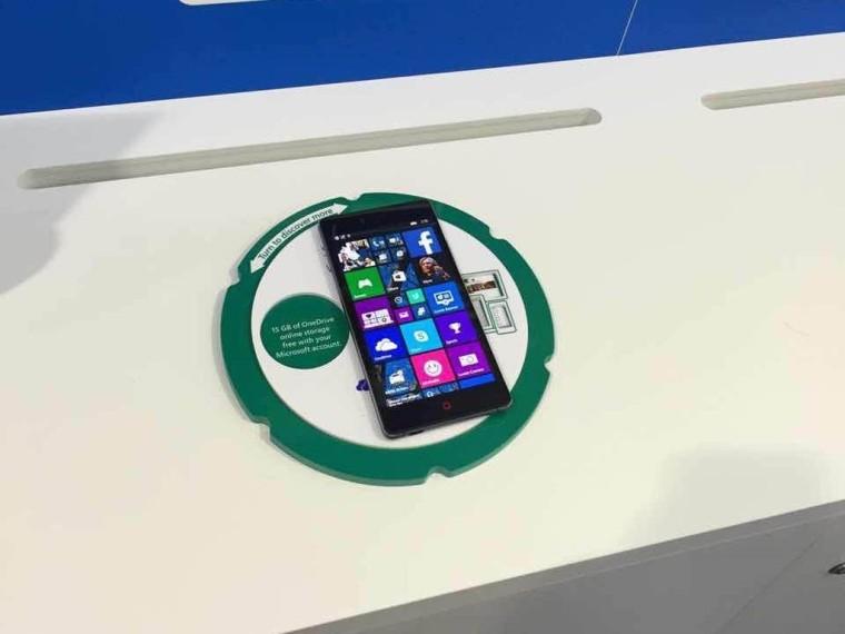 گوشی اندرویدی دیگری که ویندوز ۱۰ را اجرا خواهد کرد؛ اینبار نوبت به ZTE رسیده