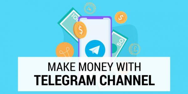 چگونه می توان با کانال تلگرام به صورت آنلاین درآمد کسب کرد؟