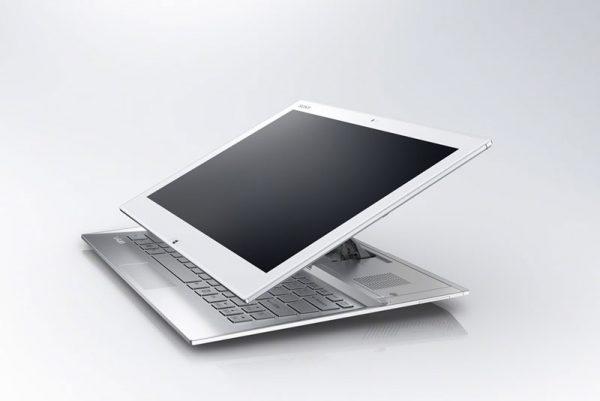 بررسی مشخصات فنی لپ تاپ سونی Vaio Duo 13