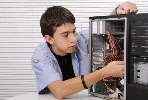 نکات ایمنی مهم در تعمیر کامپیوتر