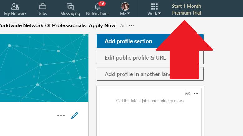 كيف تقوم بترقية أو حذف حسابك على LinkedIn؟