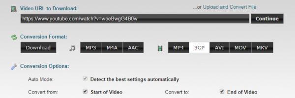 دانلود فیلم های یوتیوب از طریق وب سایتclipconverter