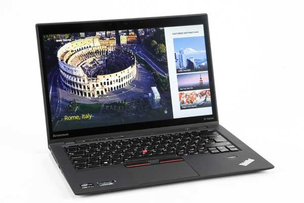 نقد و بررسی  Lenovo Thinkpad X1 Carbon Touch