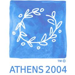 طراحی لوگو المپیک آتن