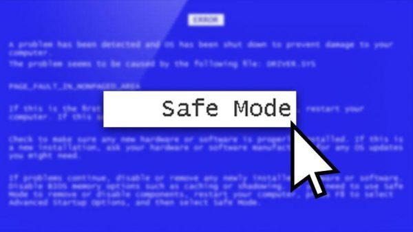 چگونه ویندوز ۱۰ را در حالت Safe Mode بوت کنیم؟