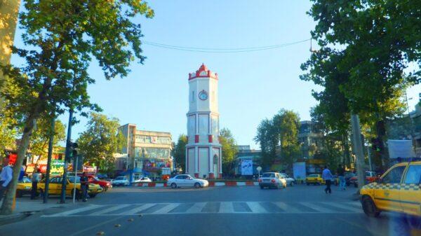 دیدنی های متفاوت شهر ساری