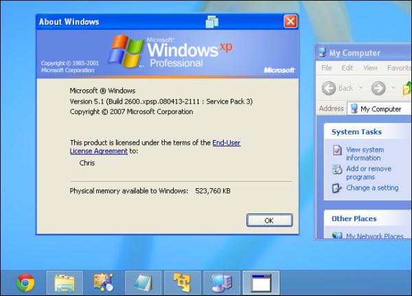 چگونه WINDOWS XP MODE را به ویندوز ۸ بیاوریم؟