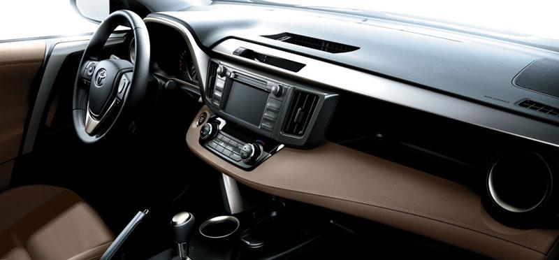 بررسی قیمت و مشخصات فنی تویوتا RAV4 مدل 2015