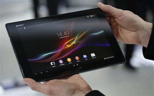 بررسی تبلت Sony Xperia Tablet Z
