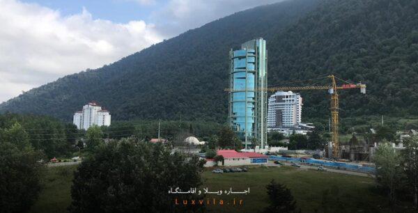 رزرو ویلا در نمک آبرود، شهر طبیعت و هیجان