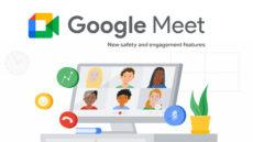 آموزش برقراری ارتباط تصویری در گوگل میتینگ