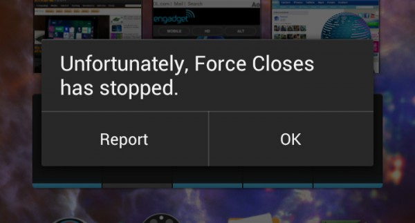 چگونه مشکل Force close اپلیکیشن ها را در اندروید حل کنیم؟