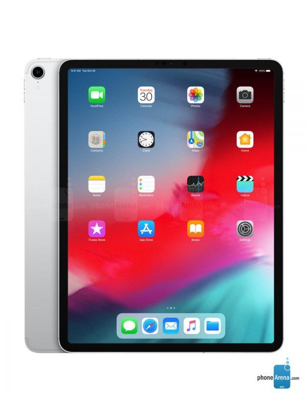 معرفی آیپد پرو ۲۰۱۸  اپل با نمایشگر ۱۲٫۹ اینچی