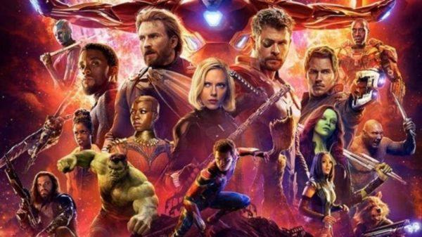 بهترین فیلم های 2018 انتقامجویان: جنگ بینهایت