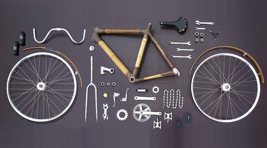 دوچرخه بامبو