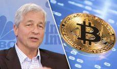 مدیر عامل JP Morgan : بیت کوین بی ارزش است