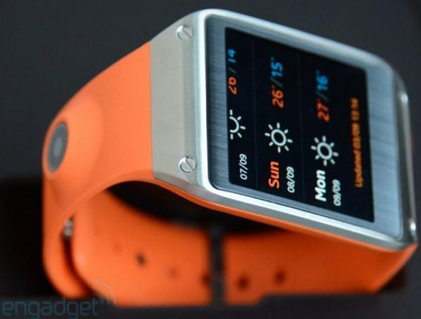 معرفی رسمی اسمارت واچ Galaxy Gear سامسونگ ! ( + مشخصات فنی )