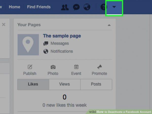 غیرفعال کردن فیس بوک در ویندوز و مک