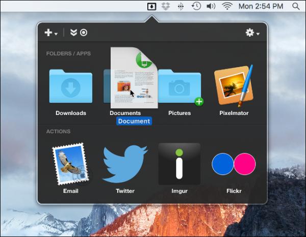 Dropzone: ابزاری برای سرعت بخشیدن به اقدامات