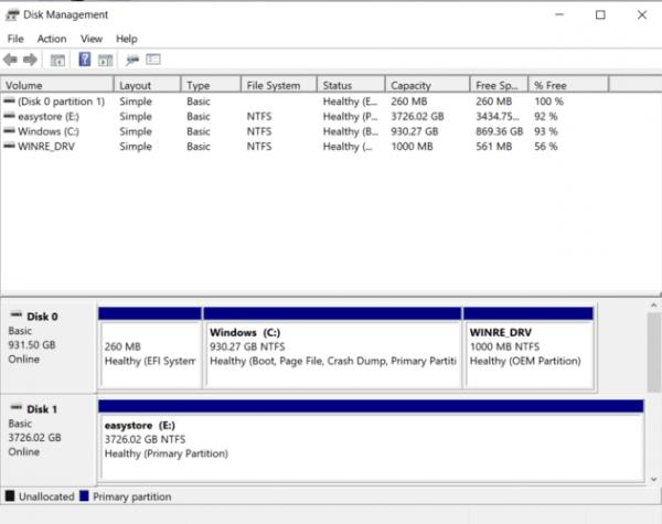 بررسی مسائل نرم افزاری در کار نکردن درایو خارجی در ویندوز