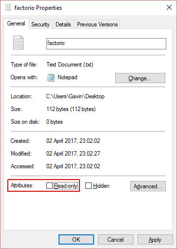برخی اوقات، هنگام استفاده از فلش مموردی، متوجه می شویم که نمی توانیم روی آن کاری انجام دهیم. در این شرایط، احتمال زیاد، فایلی یا بخشی از فایل ها و حتی تمام فایل ها به حالت Read-Only تنظیم شده اند. این تنظیم یعنی فقط خواندنی! و این یعنی نمی توانید فایل ها را دست کاری کنید. برای حل این مشکل می توانید در موقعیتی که مشاهده می کنید تیک Read-Only را بردارید و فلش را قابل دستکاری کنید
