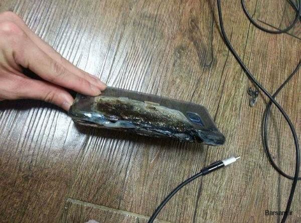 بررسی دلایل انفجار باتری های لیتیوم-یونی