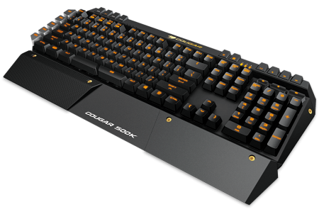 Cougar 500K Mechanical Keyboard