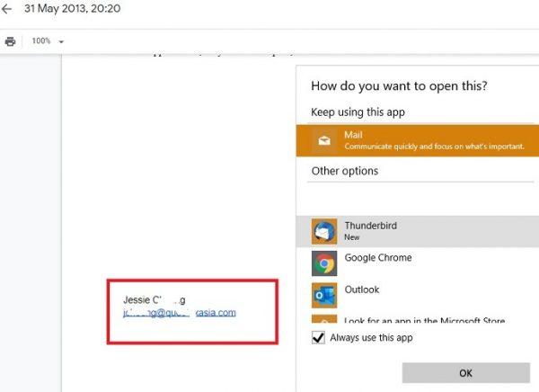 ارسال ایمیل به مخاطب با کمک گوگل درایو