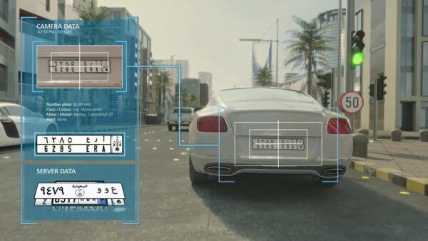 منع تردد با دوربین ثبت پلاک خودرو