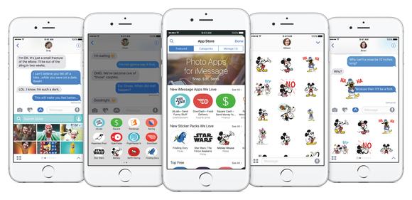 چگونه اطلاعات اپلیکیشن Health را در iOS 10 به صورت استیکر ارسال کنیم؟