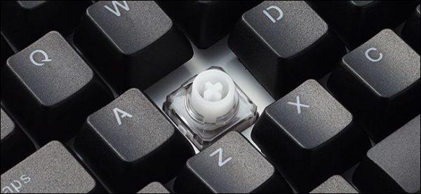 قطع صدای کلید های کیبرد
