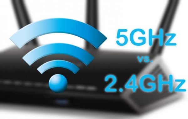 Support frequency WiFi